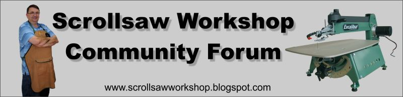 Scrollsaw Workshop Community -Please register to enable posting.